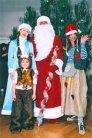 Дед Мороз и Снегурочка Одесса