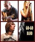 Кавер-группа GO-GO Band