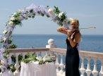Дети – ангелочки на выездной церемонии бракосочетания