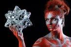 Body-art художник Юлия