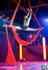 Воздушная гимнастка Анастасия