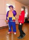 Клоун-фокусник-жонглёр на детский праздник