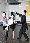 Міми на свято, пантоміма, Театр студія ''Мім-Арт''