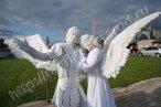 Живые статуи, живые памятники на Вашем празднике
