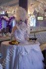 Живые столы леди-фуршет на Вашем празднике