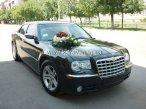 Профессиональное обслуживание свадебного торжества на престижном и модном КРАЙСЛЕР 300С!