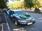 Свадебные автомобили от ретро до лимузина!