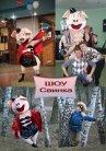 Шоу ростовой куклы Свинки