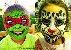 клоуны аниматоры аквагрим  Киев на детский праздник