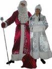 Дед Мороз и Снегурочка в Киеве