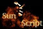 Sun Script