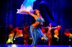 Профессиональный восточный танец и проведение шутливого мастер-класса танца живота с гостями