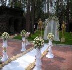 Прокат арки киев, венчальная арка на прокат, выездная церемония