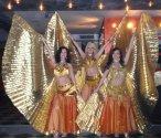 Яркие и зажигательные восточные танцы от шоу-балета Рахат Лукум!