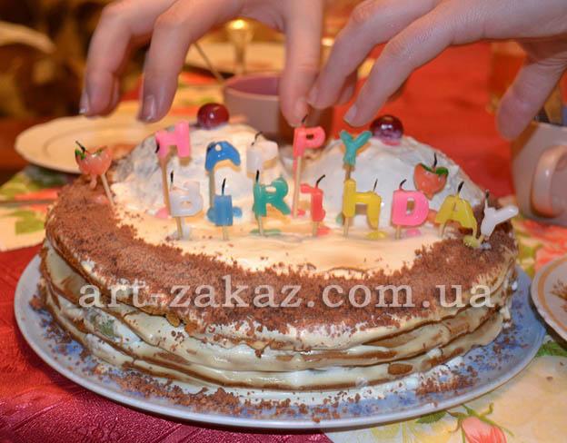 торт для холостяка
